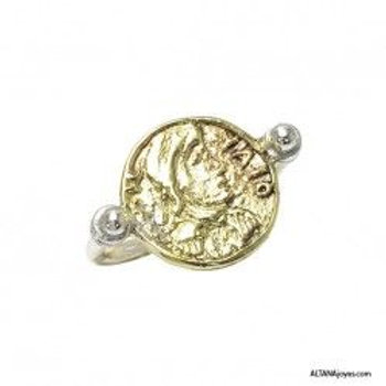 Anillo Moneda Romana