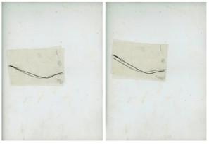 Ocean Loren Baulcombe-Toppin, Curves over Broken Lines, 2018