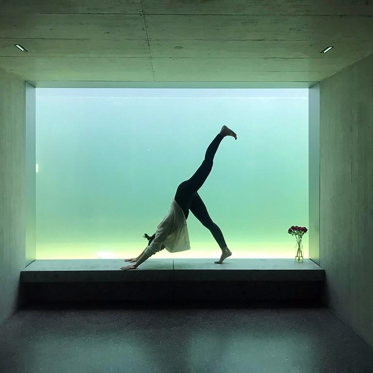 Yoga Retreat im Sutra House in Riehen mit Sandrine