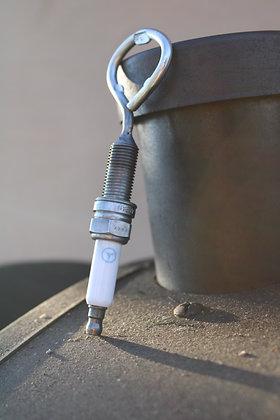 Mercedes Spark Plug Bottle Opener