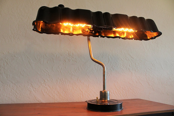 Ford Mustang Valve Cover Lamp - Automotive Decor