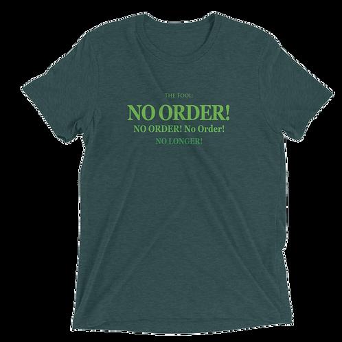 No Order Shirt