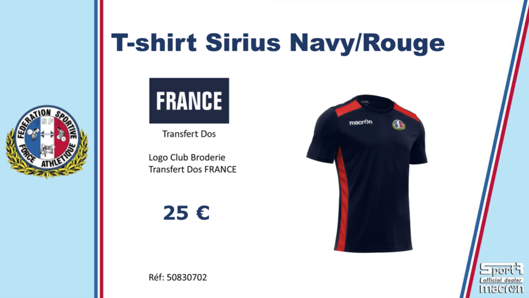 FSFA-catalogue-T-shirt-sirus-Navy-Rouge-