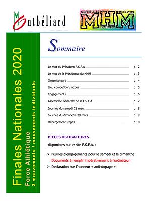 Finales_FSFA_2020_Montbéliard_Informati