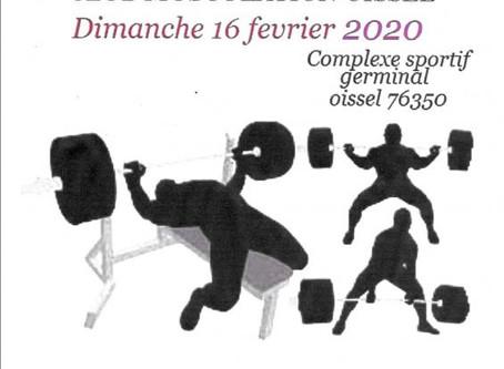 Oissel - 16 février 2020 - 1/2-Finale Nationale 3 Mouvements et Mouvements Individuels