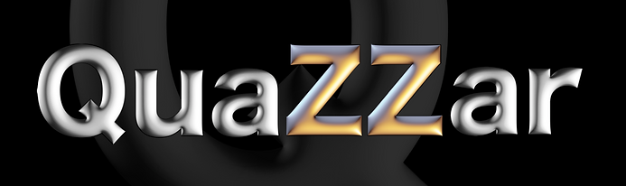 Resultado de imagen de logo quazzar