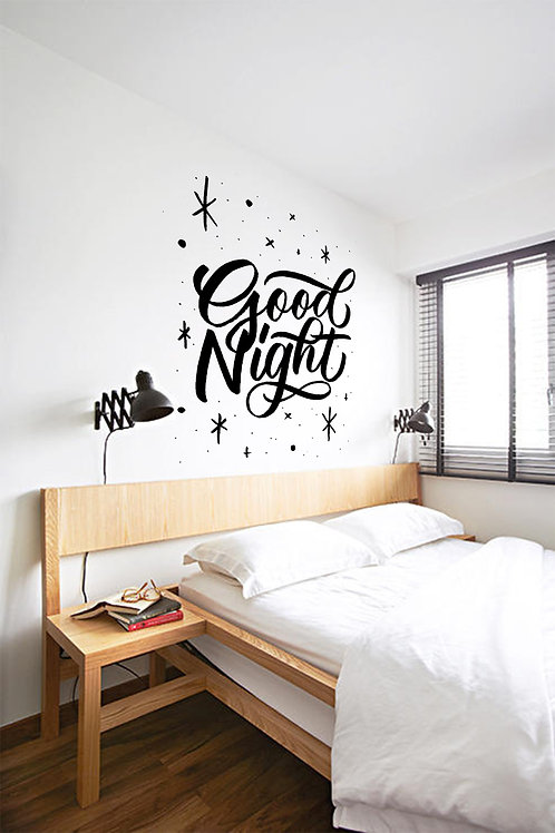 Lettering Wall Decals