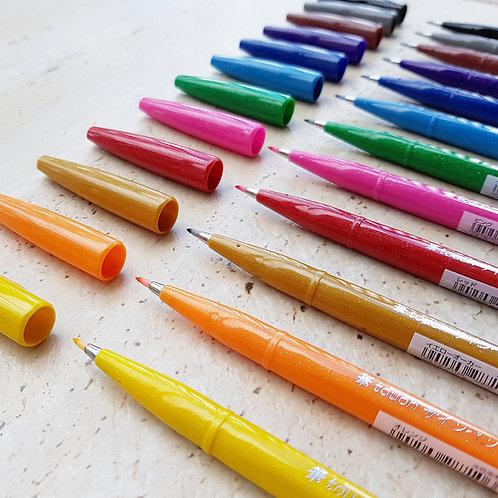 Pentel Fude Touch Brush Pen