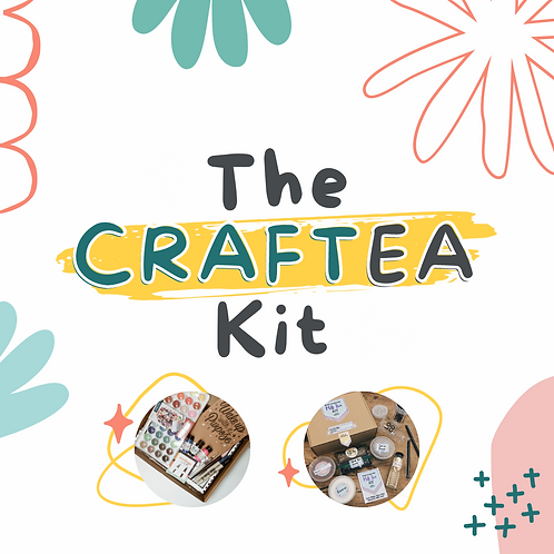 Craftea Kit: Ultimate Hobby Bundle
