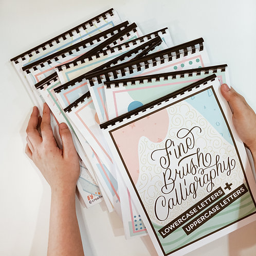 PACKAGE 5: Printables + Materials