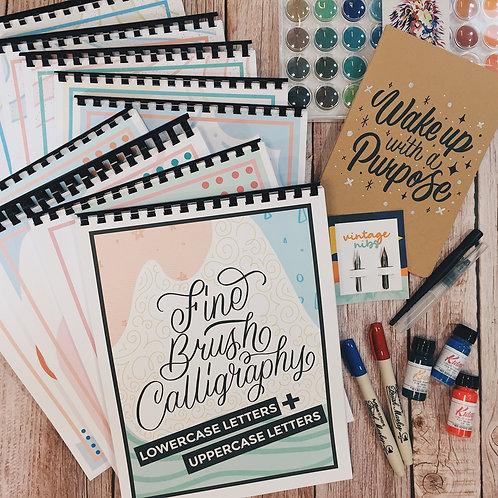 PACKAGE 1: Ultimate Creativity Kit