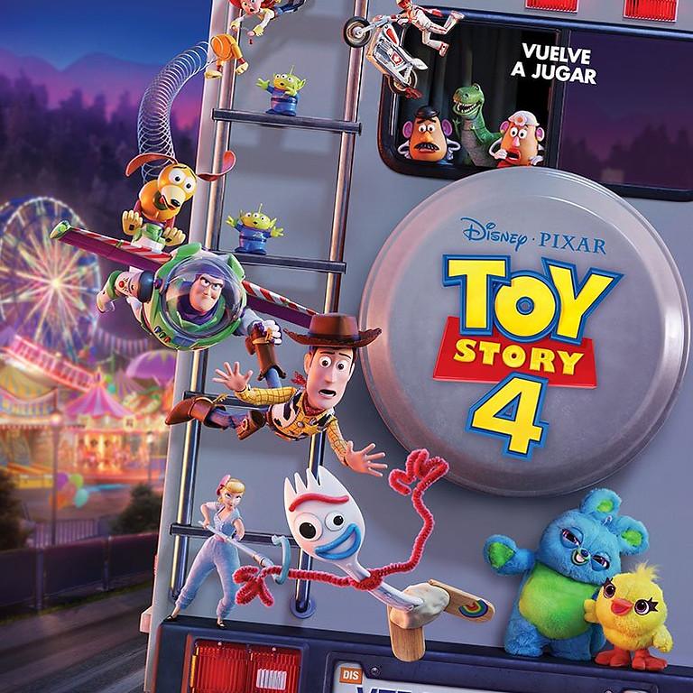 Toy Story 4 Inspired Treasure Hunt June 17-20