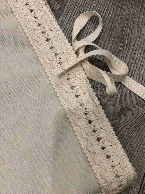 Creamy Boho Standaes Pillowcase