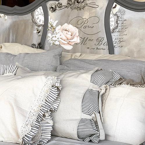 Farmhouse standard pillowcase