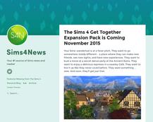 Sims4News.com