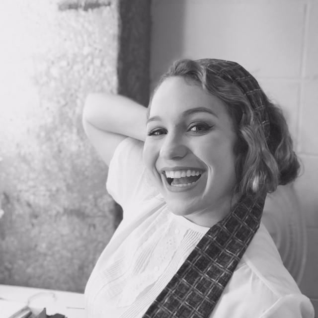 Jenna Leavitt singer, actress, dancer, website, performer, musical theatre, msu