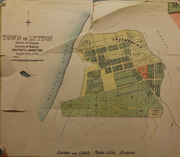 Map - Town of Lytton
