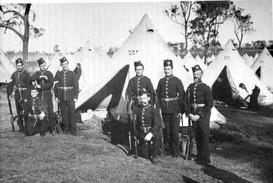 Lytton encampment 1887