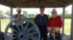Fort Lytton Firing Day