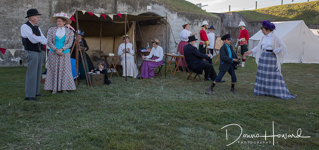 History Alive 2017