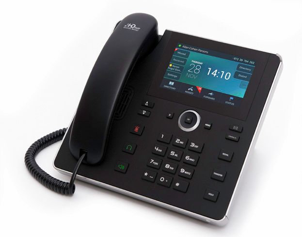 AudioCodes Teams C450HD IP-Phone PoE (without PSU)