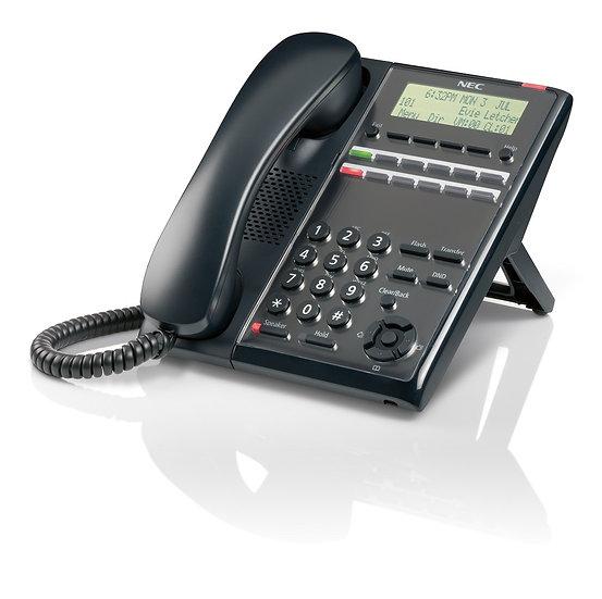 NEC IP7WW-12TXH-A1 TEL(BK)