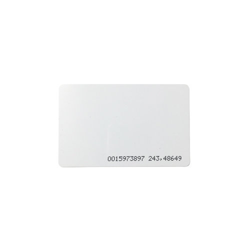 RFID CARD 125KHz EM4100 (Printable) - (10 Pack)