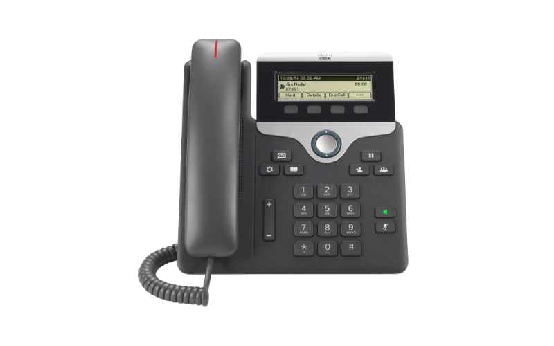 Cisco 7811 IP phone PoE