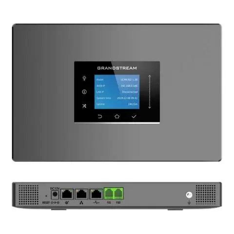 Grandstream UCM6301 Enterprise Grade IP PBX 500 useri