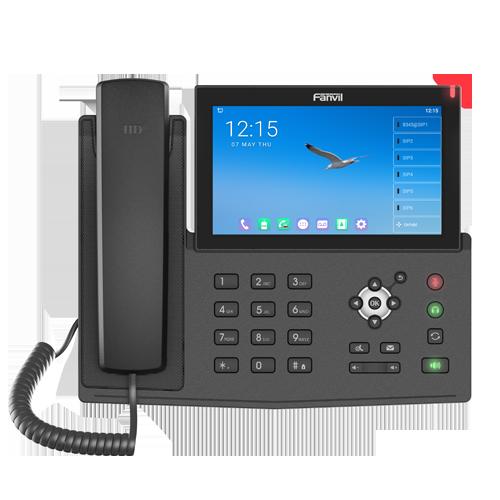 Fanvil SIP-Phone X7A High-end enterprise phone