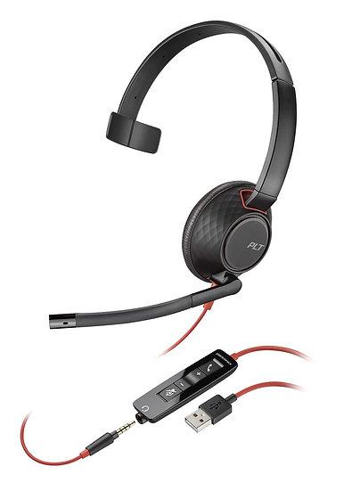 Plantronics BLACKWIRE 5210,USB-A