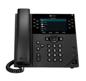 Polycom VVX 450 IP phone PoE
