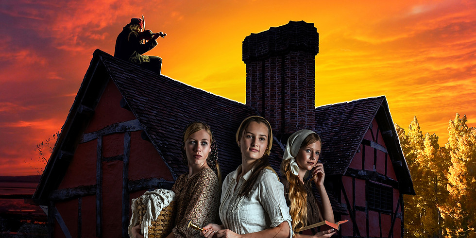 Fiddler on the Roof, 3:00PM
