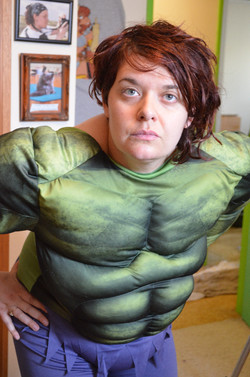 The Uncomfortable Hulk