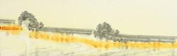 8-  Arbres jaunes, 14. 32100 cm