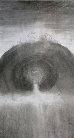 Encre sur papier (96x177cm)2018