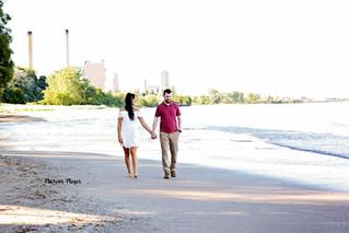 Engagement Session // Manitowoc Photographer