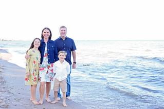 Family Beach Session | Manitowoc Family Photographer
