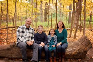 Fall Mini Family Session | Manitowoc Childrens Photographer