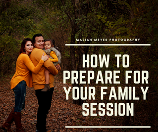 How to Prepare for Your Family Session | Manitowoc Family Photographer