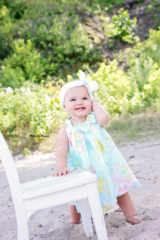 Sand Session // Manitowoc Childrens Photographer