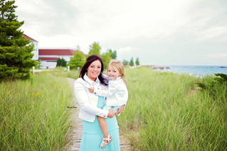 Mom and Me | Manitowoc Family Photographer