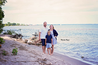 Beach Session   Manitowoc Family Photographer