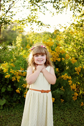 Wildflower | Manitowoc Childrens Photographer
