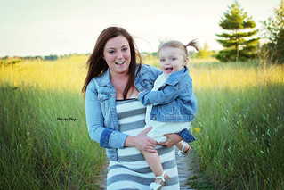 Mommy and Me | Manitowoc Family Photographer