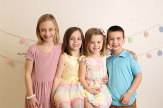 Easter Minis 2021 | Round 1 | Manitowoc Childrens Photographer