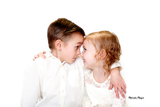 Siblings | Manitowoc Childrens Photographer