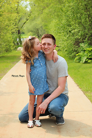 Daddy and Me Mini | Manitowoc Childrens Photographer