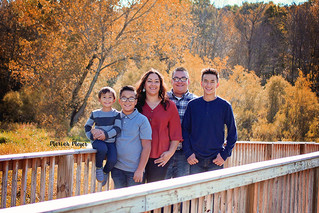 Fall Family Session | Manitowoc Family Photographer