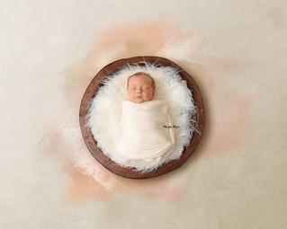 Studio Newborn Session   Manitowoc Newborn Photographer